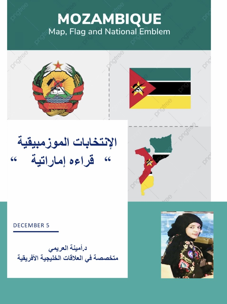 "MOZAMBIQUE ELECTIONS, ""A UAE REVIEW"""