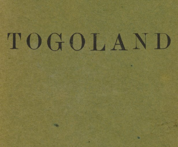 Togoland, a Gulf Review